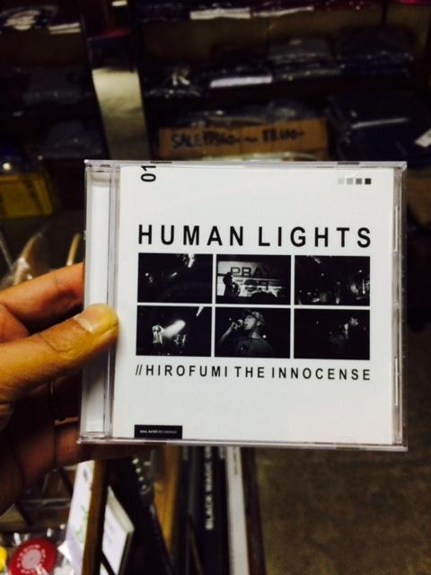 HUMAN LIGHTS
